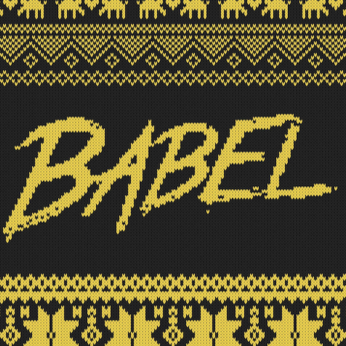 The Babel Podcast Cover Art